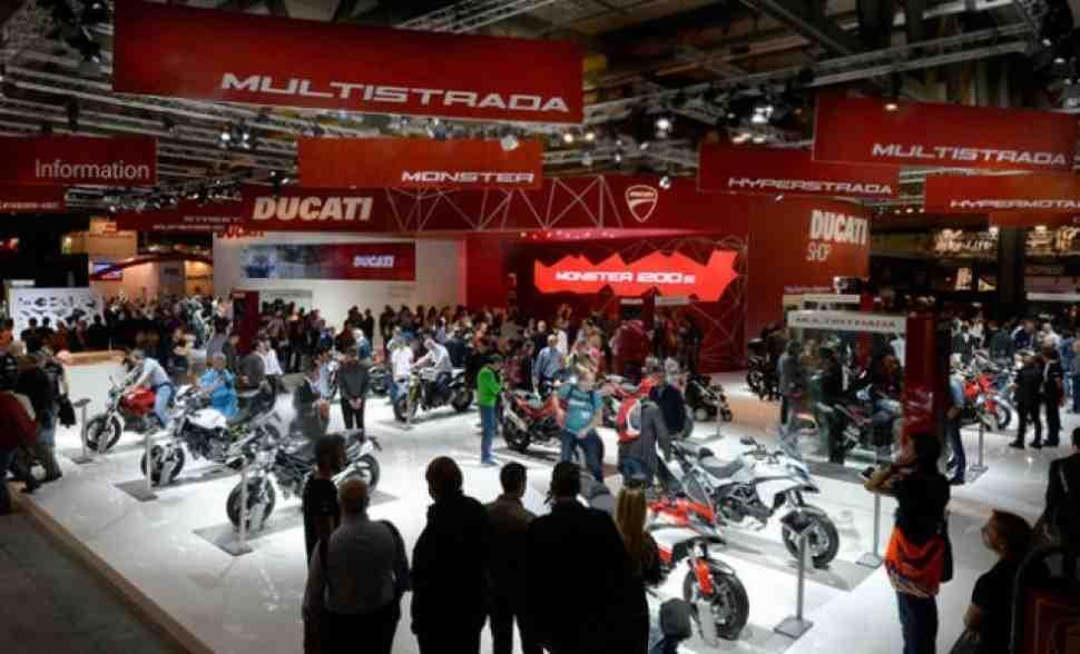 Ducati представит сразу 9 новых моделей на EICMA-2015