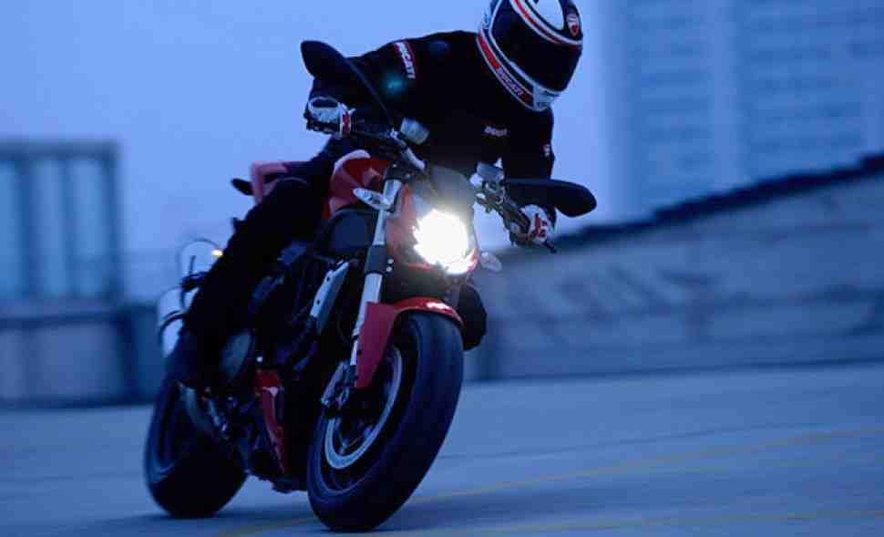 Ducati STREETFIGHTER - мировой запуск состоялся!