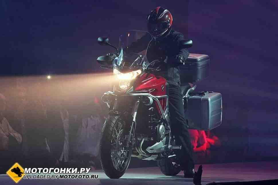 EICMA-2011: Три ключевые новинки Honda 2012 года