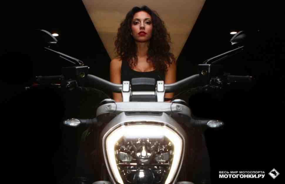 EICMA-2015: Видео работы лаунч-контроля Ducati xDiavel - X неизбежен!