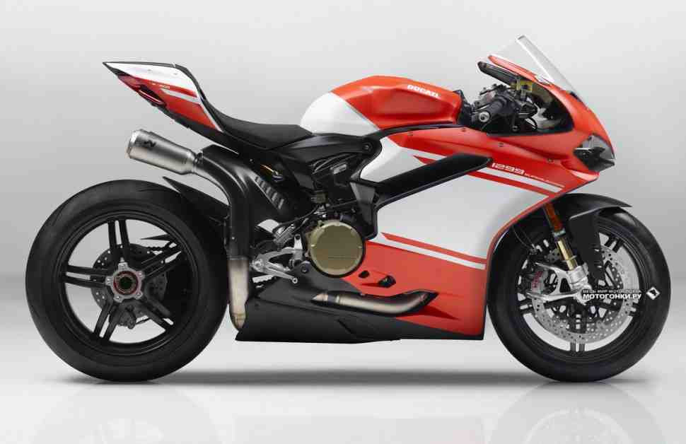 EICMA-2016: Ducati Panigale 1299 Superleggerа (Project 1408) - 220 л.с. при 162 кг