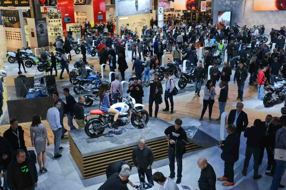 EICMA-2016: Видео-обзор - главные новинки BMW Motorrad 2017