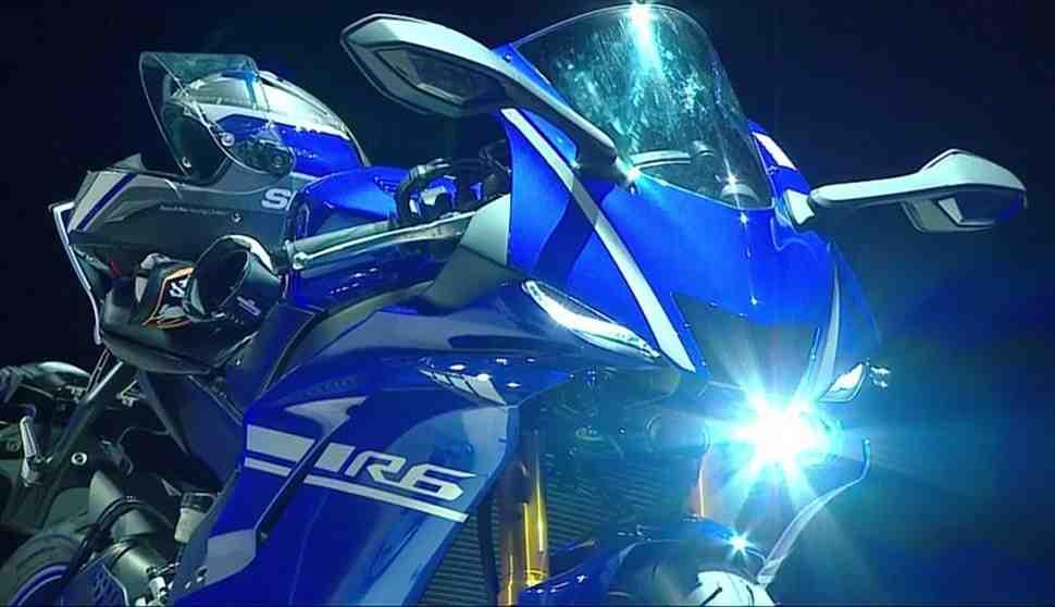 EICMA-2016 Yamaha R6 (2017): готов для побед в World Supersport