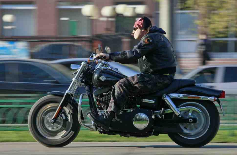 Эксперсс ТЕСТ-ДРАЙВ: Harley-Davisdon Fat Bob (2010)