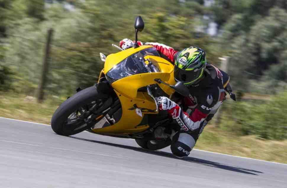 Erik Buell Racing возобновит производство мотоциклов