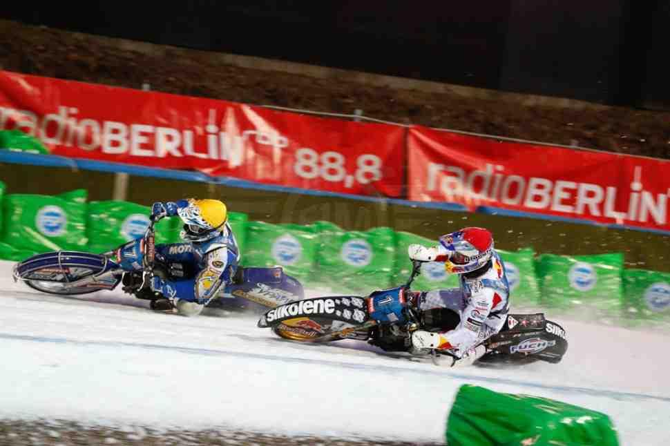 Европейская сессия Ice Speedway Gladiators 2016 стартует в Берлине