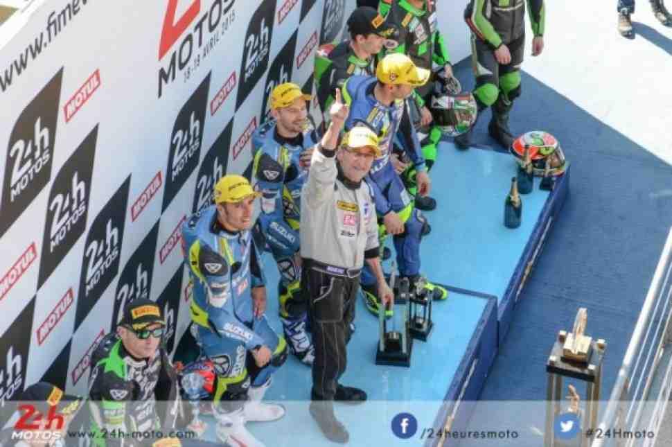 EWC: Suzuki Endurance начала сезон с победы в Le Mans 24
