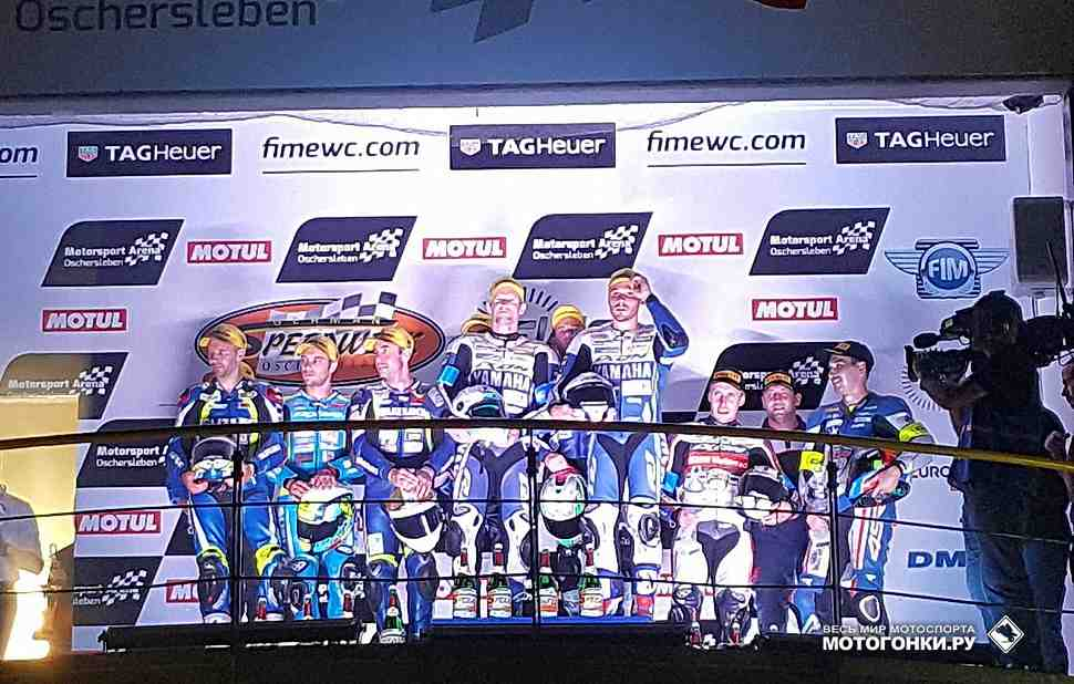 EWC: Suzuki Endurance (SERT) - 15-кратный чемпион World Endurance!