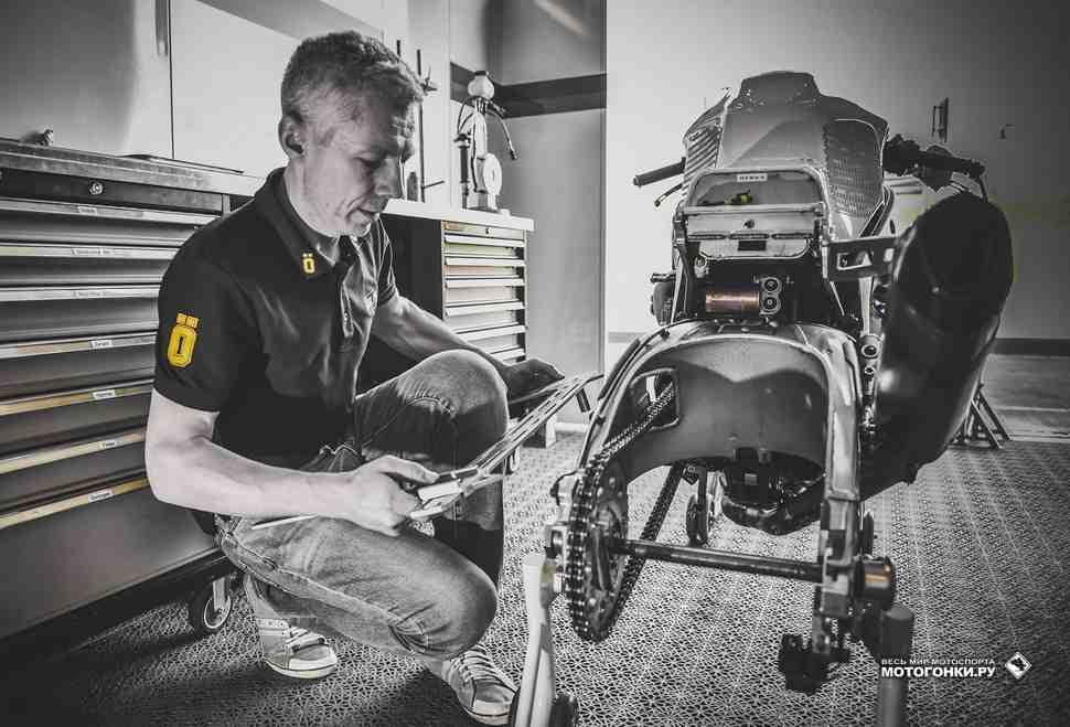 EWC World Endurance: Дневники инженера - по пути на Bol d'Or