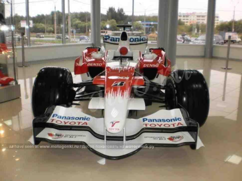 F1: Теперь болид Формулы-1 может купить любой желающий!