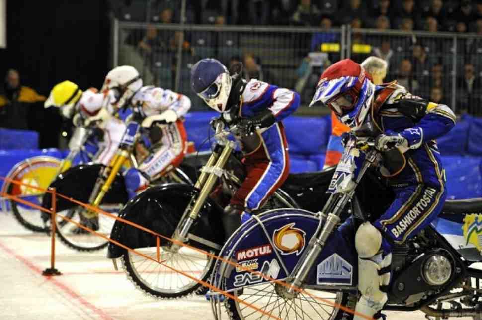 FIM Ice Speedway Gladiators: Ассен и Инцель решат судьбу медалей