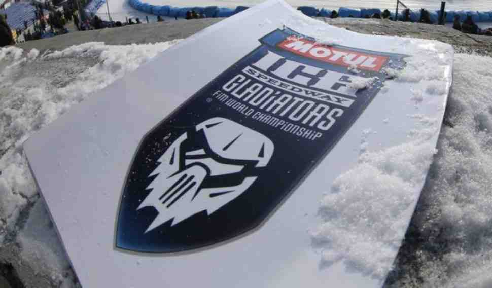 FIM Ice Speedway Gladiators Challenge 2015 отменен в Австрии