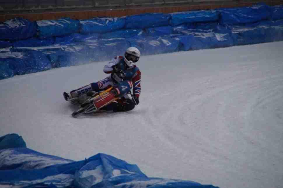 FIM Ice Speedway Gladiators Финал 2 - официальная тренировка