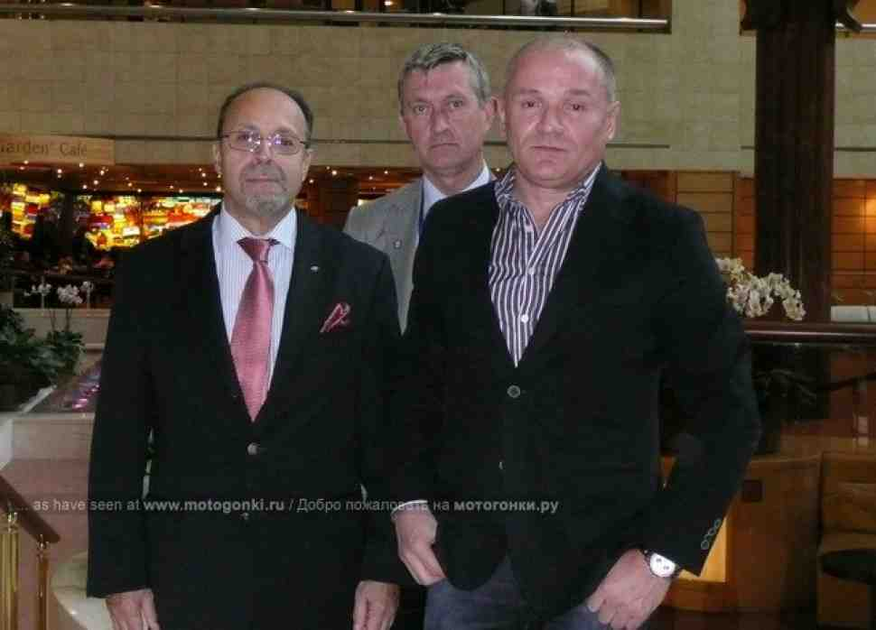 FIM представила мотодвижение на конференции ООН в Москве