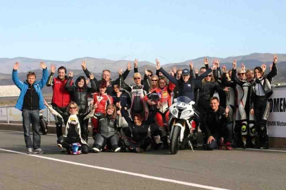 FIM проводит тренировочный лагерь Women's Road Racing