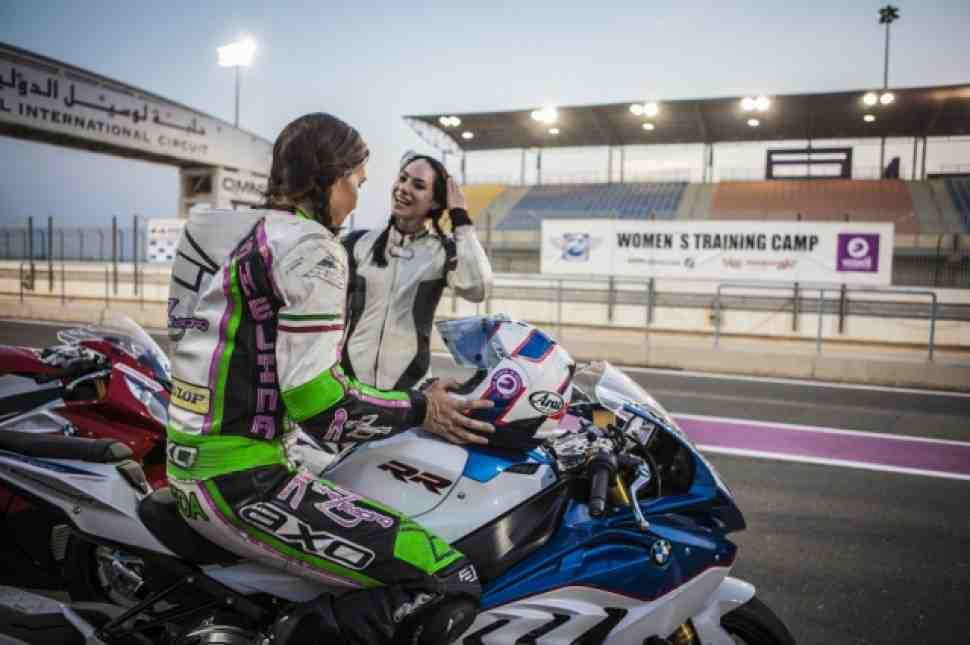 FIM Women Road Racing Camp принял 21 пилотессу в Катаре