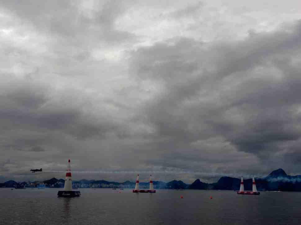 Финал Red Bull Air Race в Рио не состоялся