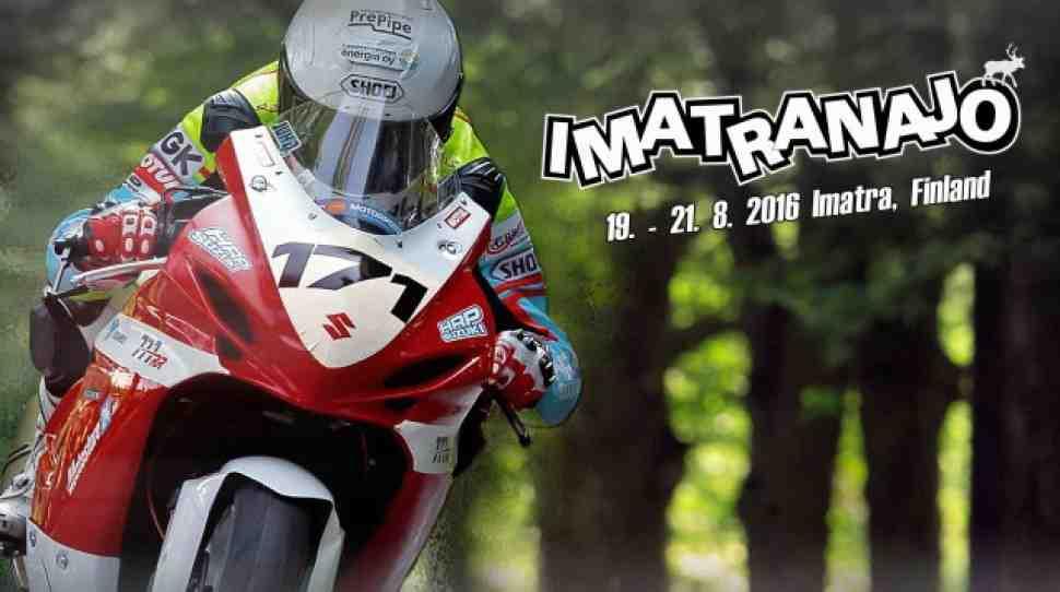 Финляндия хочет возродить легендарные уличные мотогонки в Иматре