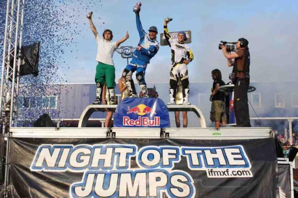 FMX: Джош Шихан устанавливает новый рекорд в Пензе