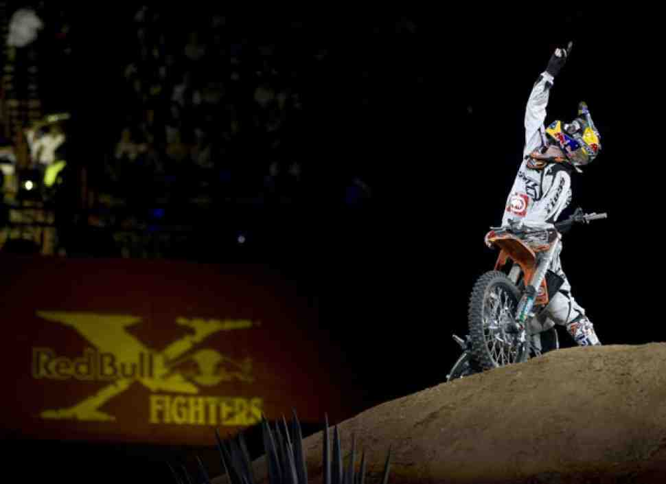 FMX: Red Bull X-Fighters 2008 (видео)