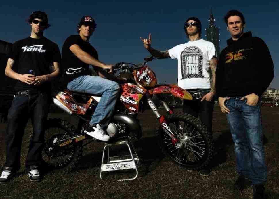 FMX: Red Bull X-Fighters на Формозе (фото)
