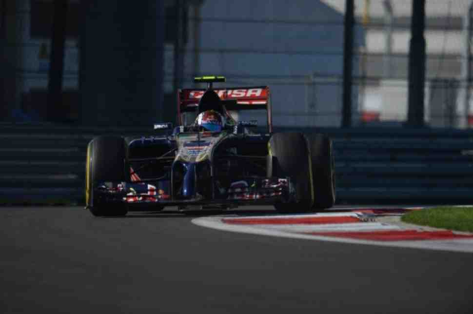 Формула-1: Даниил Квят квалифицировался в TOP-5 в Сочи