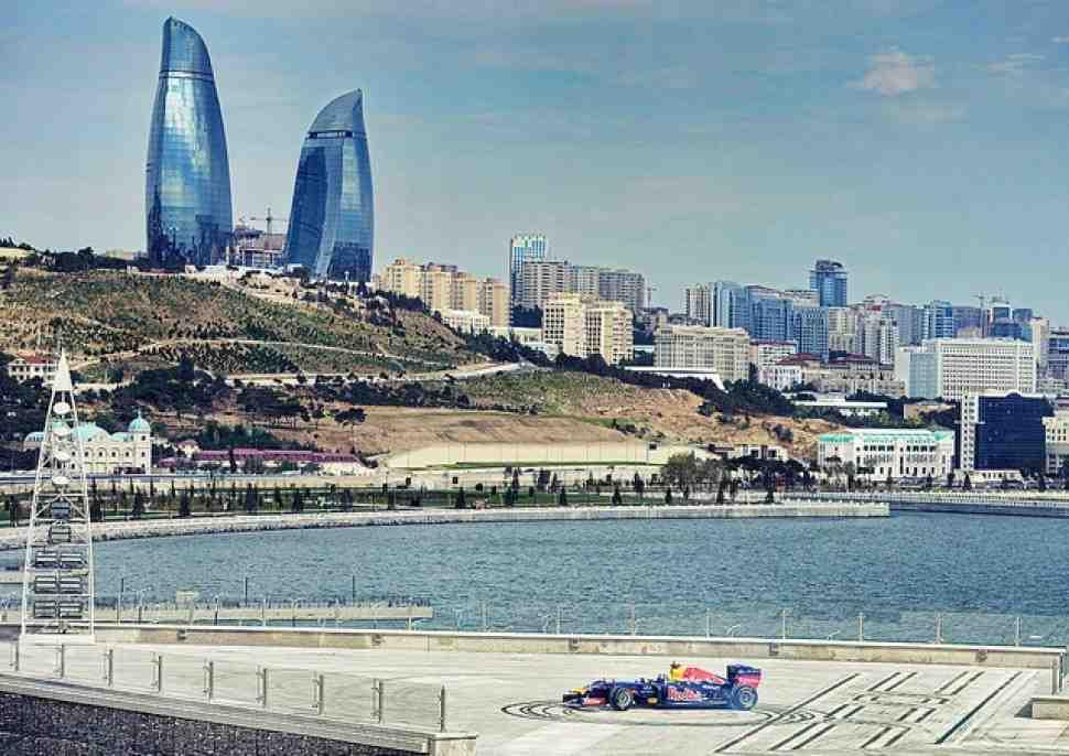Формула-1 едет в Азербайджан в 2016 году