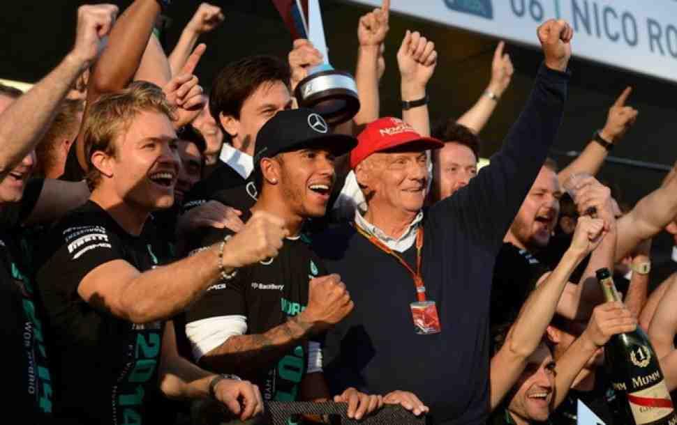 Формула-1: Гран-При России прошло с большим успехом