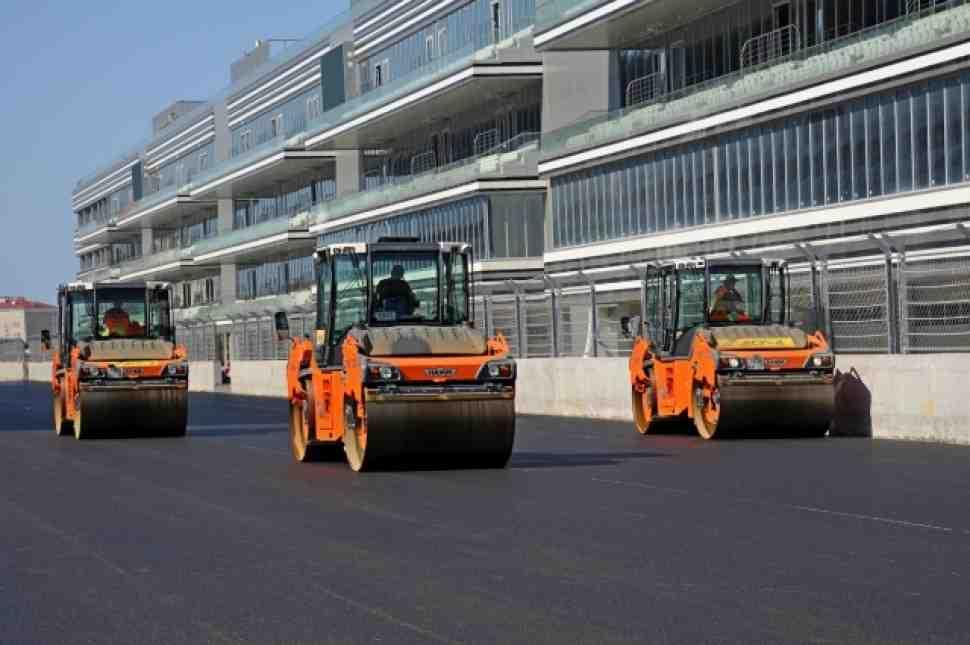 Формула-1: трасса для Гран-При России в Сочи готова