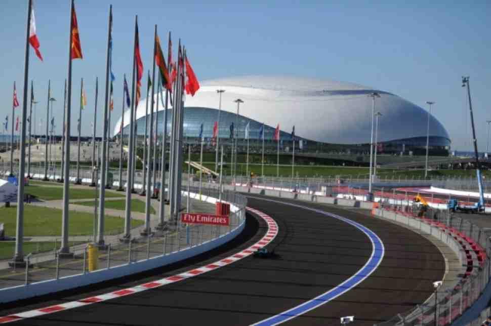 Формула-1: трасса Гран-При России прошла испытания на 5+