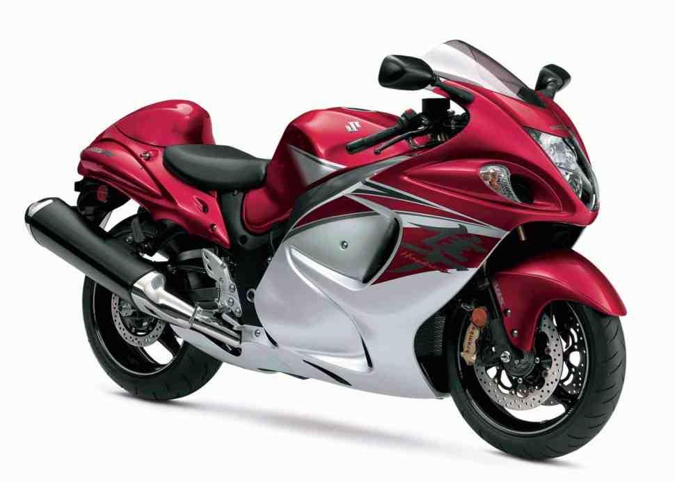 Гонка моторов входит в решающую фазу: ответ Suzuki на Kawasaki H2R