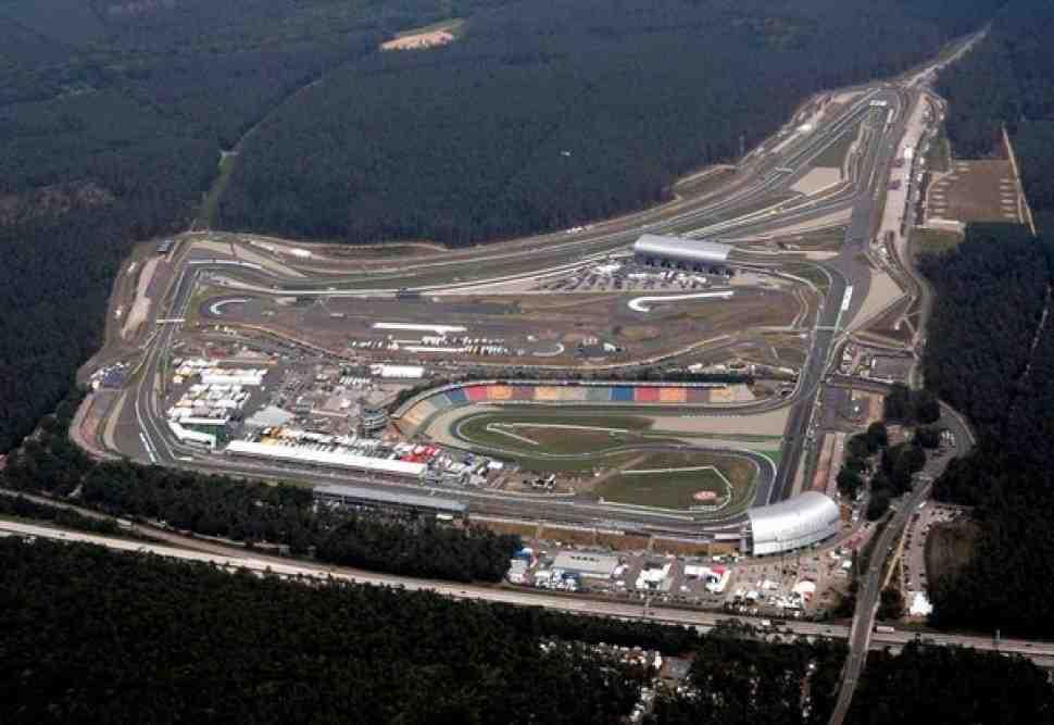 Гран-При Германии по Формуле-1 отменено впервые за полвека
