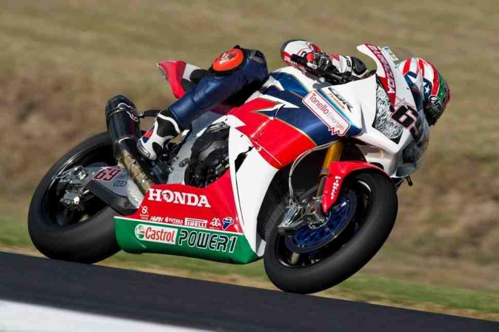 Хейден, Ван Дер Марк и Джейкобсен едут на SUZUKA 8 Hours за Honda