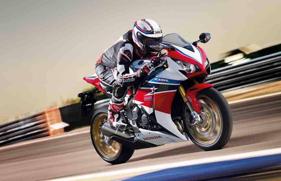Honda Motor RUS скинула цены на мотоциклы до 1000 долларов