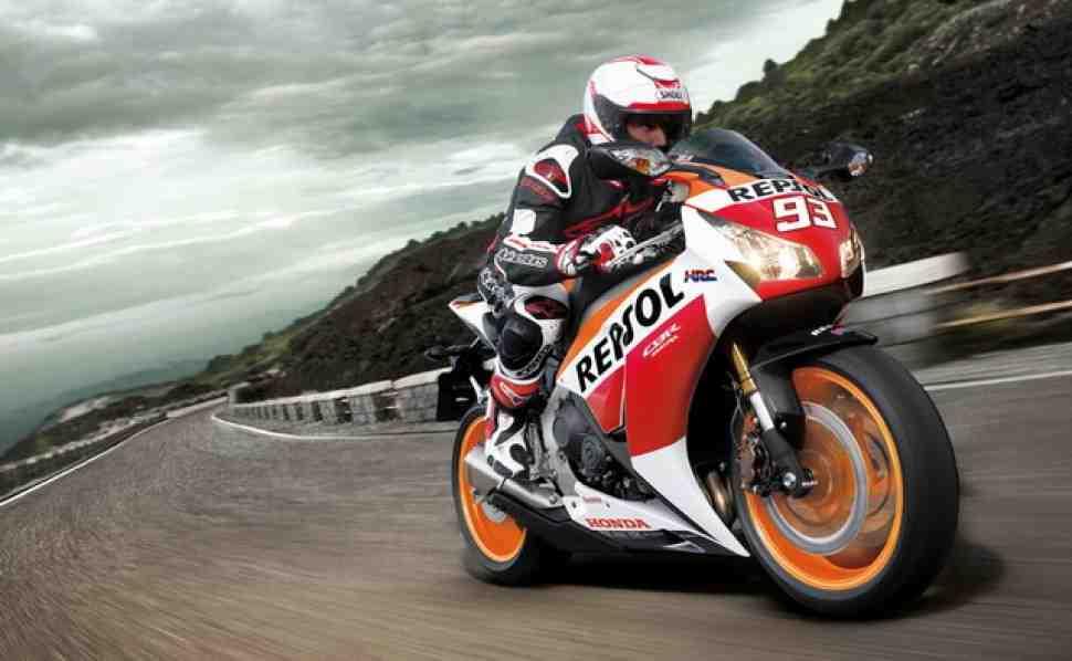 Honda снижает цены на мотоциклы до 245000 рублей