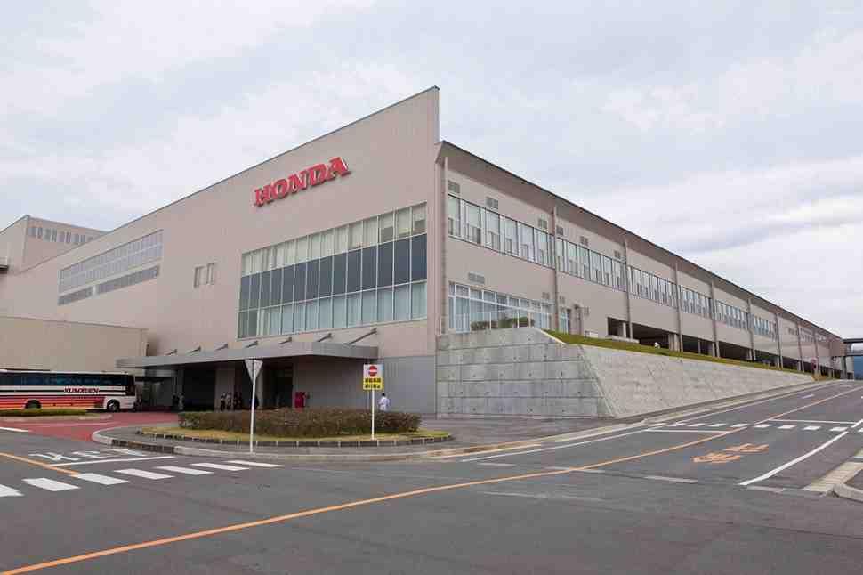 Honda возобновила полный цикл производства на заводе в Кумамото