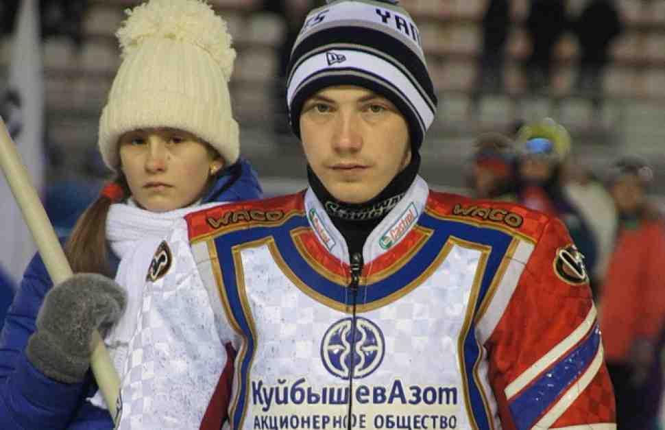 Ice Racing: Чемпион России становится вице-чемпионом Европы