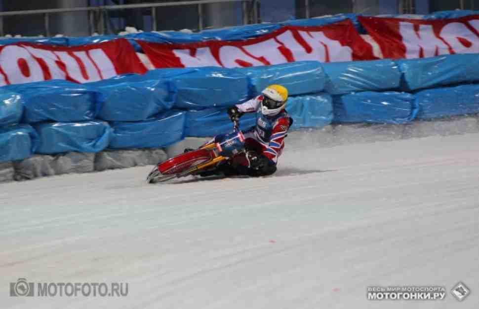 Ice Speedway Gladiators: Финал 2, Тольятти - результаты субботы