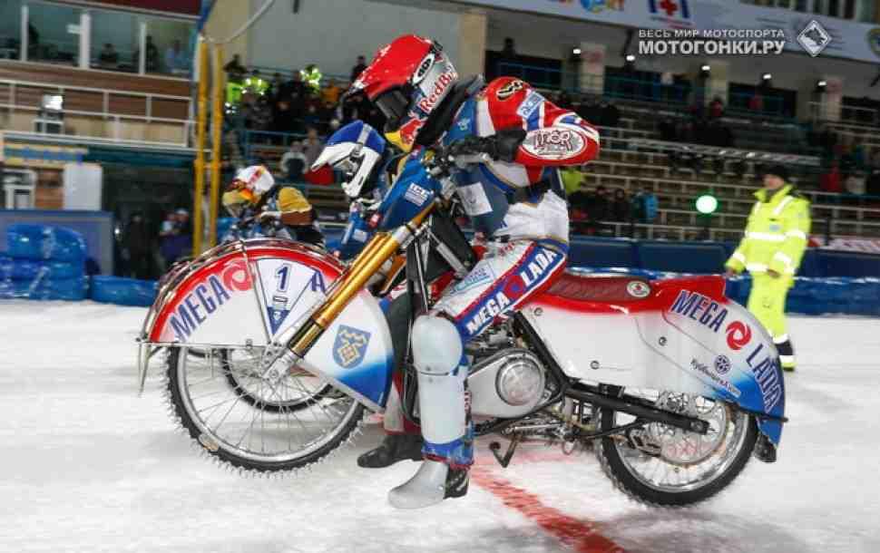 Ice Speedway Gladiators: Финал 3, Алма-Ата, воскресенье