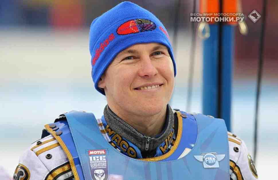 Ice Speedway: Николай Красников о первом дне в Красногорске