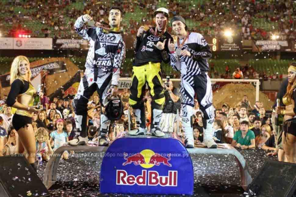 IFMXF: Либор Подмол стал чемпионом мира по мотофристайлу
