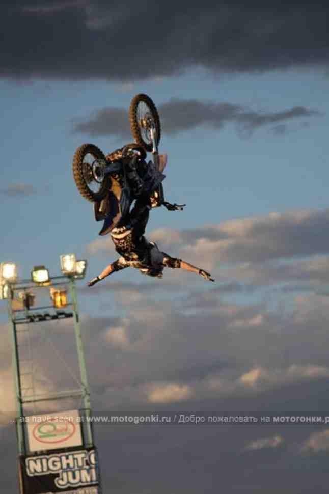 IFMXF: Реми Бизуа - чемпион мира по мотофристалу 2009