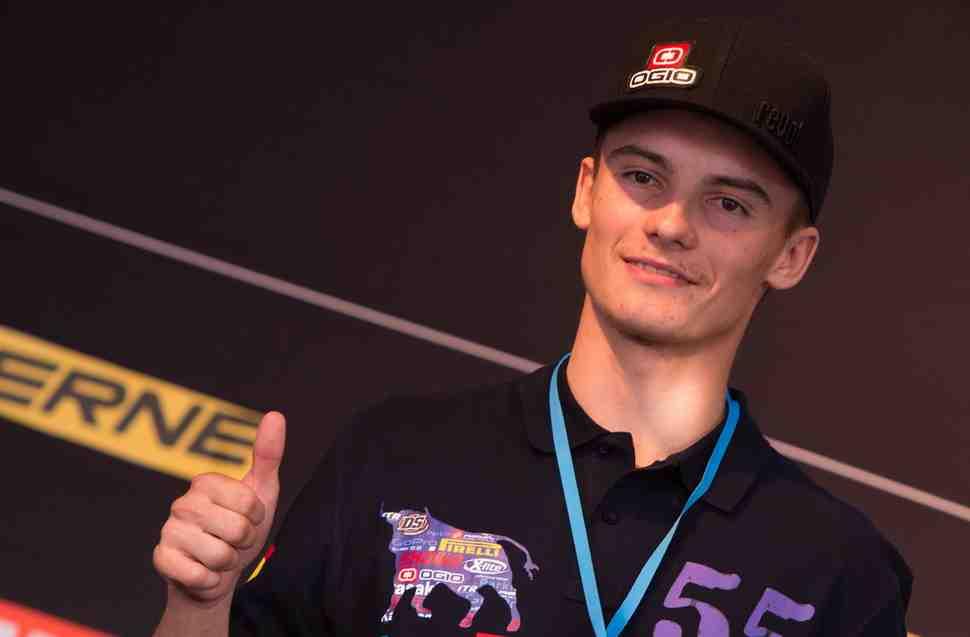 Илья Михальчик переходит в European Superstock-1000