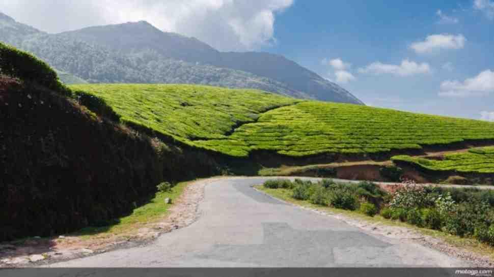 """Индийская дорога названа """"мотоциклетным чудом света"""""""