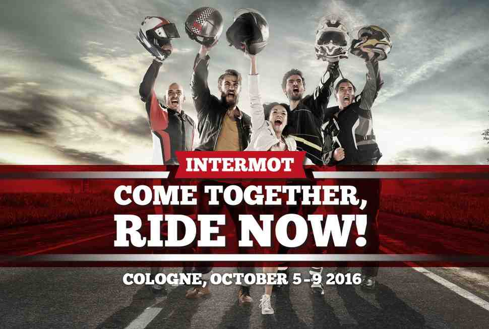 INTERMOT-2016: Кельнский мотосалон - все новости