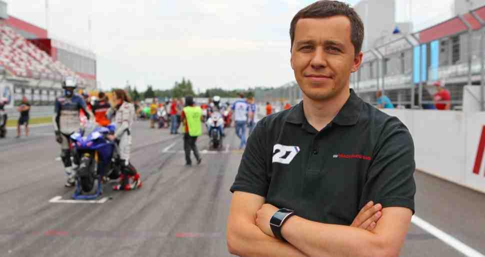 Интервью с организатором TrackRaceDays Дмитрием Белоусовым