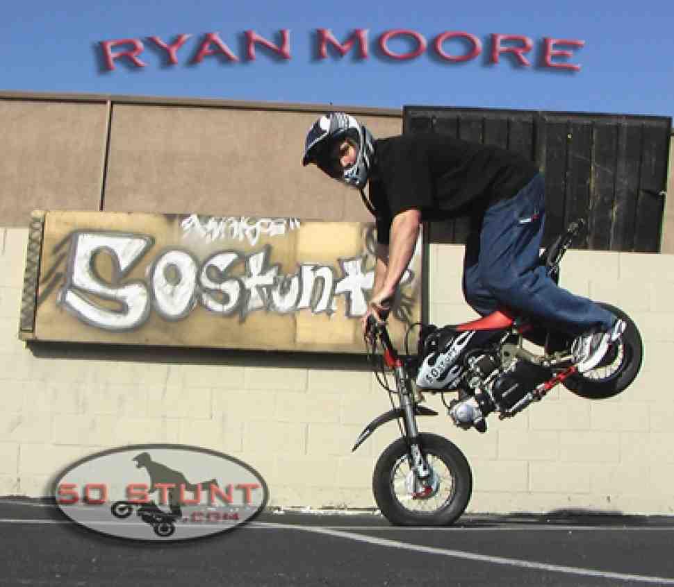 Интервью с Раеном Муром (Ryan Moore)