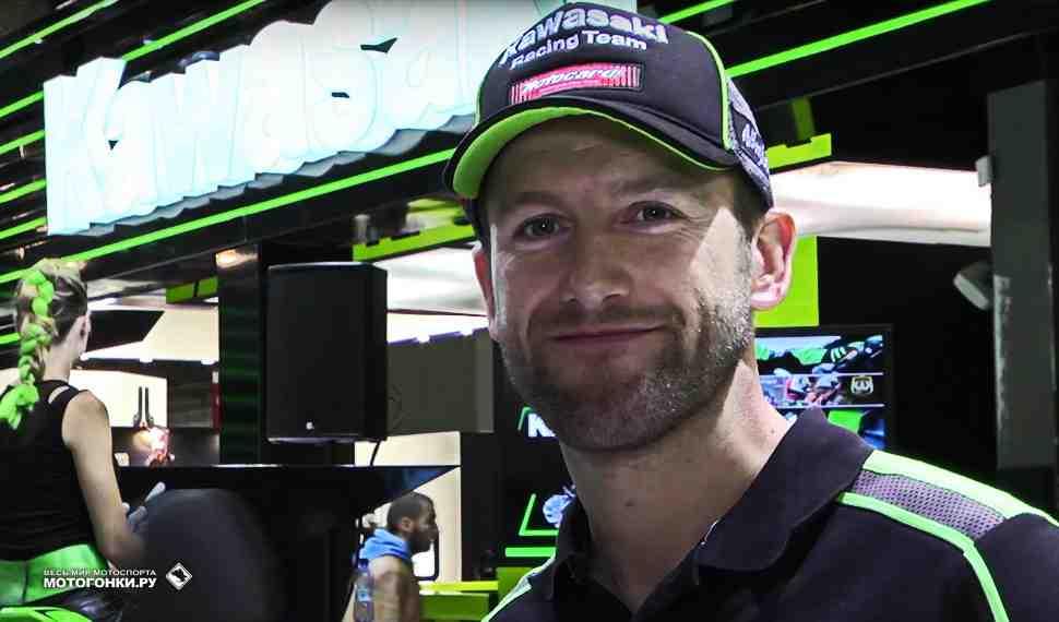 Интервью: Том Сайкс - почему парни из MotoGP не так хороши в WorldSBK