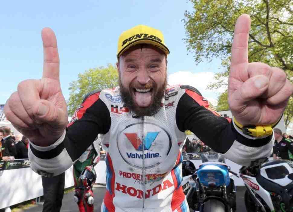 IOMTT 2015: Первые рекорды года - Superbike и Supersport