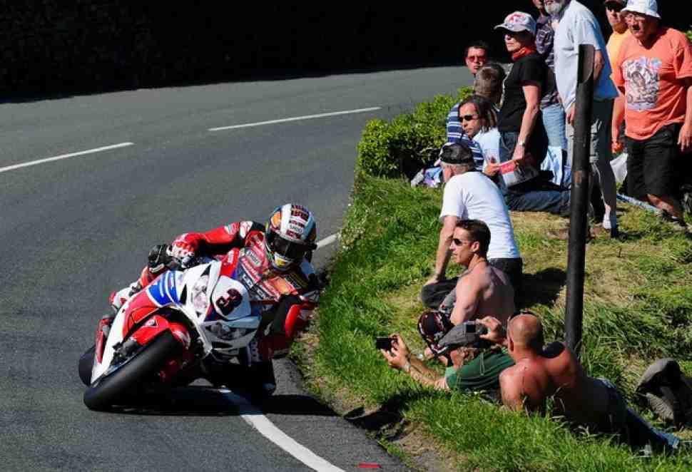 Isle of Man TT планирует развить проект в мировую ТТ-серию